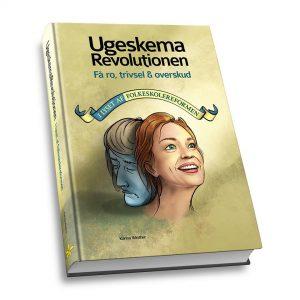 Bog UgeskemaRevolutionen - I lyset af folkeskolereformen